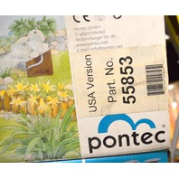 Pontec Watercourse Kit #55853, w/Marathon 2000 Fountain pump.