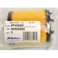 ACDelco #PF456GF, GM #89029265 - Oil Filter