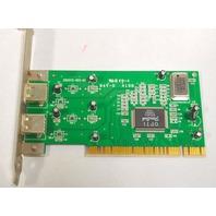 Keyspan USB Card Model #UPCI-2
