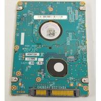 """Fujitsu Model#MHY2040PH, Part#CP70890-01, 40 GB Sata, 5V, 0.06A. 2.5"""" hard drive."""