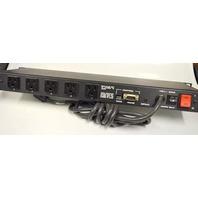 Black Box Pow-R-Boot 5+ 5 Outlet Strip 115V 60Hz - 15.1 Amps Max