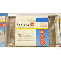 GRiiPA #3913 Spa Bath Suite - Bin 4 Pc Bathroom Items.