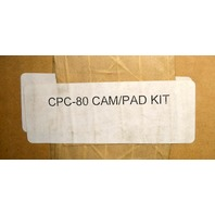 Vertical Lifting Plate Clamp CPC-80 Replacement Cam/Pad Kit for model LPC-80