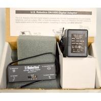 U.S. Robotics DA1000 Digital Adaptor w / CS1000 AC Adaptor.