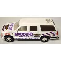 1994 Chevy Suburban Brickyard 400, 1/25 Die Cast Commemorative Bank.