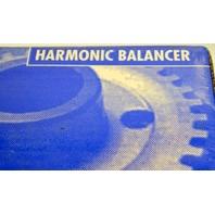 Pioneer DA-2323 Engine Harmonic Balancer, Woodruff Key Included.