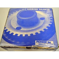 Pioneer DA-2323 Engine Harmonic Balancer, Woodruff Key Included.