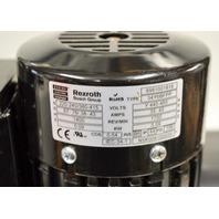 Rexroth  #3842999894 Motor , ELT Transverse Con EQ 2/TR 7873.