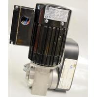 Rexroth  #3842999894 Motor , ELT Transverse Con EQ 2/TR 7873, + extra parts.