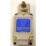 Micro Switch Precision Limit Switch ILS9
