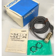 Omron Prominity Switch #TL-X10MB2-GE 12 to 24 VDC 2m.