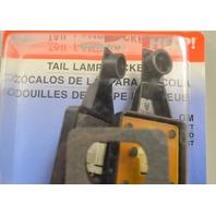 Tail Lamp Sockets-Right and Left-#70001 - GM,Blazer, Tahoe,Yukon,Suburban 2000-88
