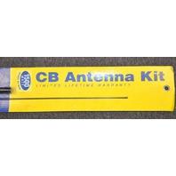 Barjan 1500 Watt CB Antenna Kit #910-2502-Wasp Gold Coil for all CB's.