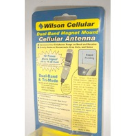 Wilson Electronics #301-103 Dual Band  Magnet Mount Cellular Antenna