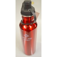 Lifeline Green Stainless Steel Water Bottle - 27 oz - 18/8 SS - different colors.