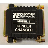 Gender Changer-Female to Female Receptacle by Patton Electronics