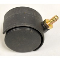 """2"""" Dual Wheel Hooded threaded Caster 5/16-18x5/8"""" - #103.250 - Set of 4."""