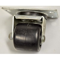 "2""x1 3/4"" Plate Mount Swivel Caster 260# Rated #3320-01-HDP - 1 Pc"