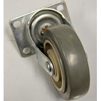 """4"""" x 1"""" Swivel Plt Mnt Poly-U on Poly-O Caster #5040-01-PPPG, 275# Rated -  1Pc."""