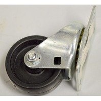 "2"" x 15/16"" Plt Mnt Swivel Caster-Low Profile - #4020-01-LDP - 1Pc."