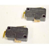 Microswitch-COMI-120 VAC, 5A,  - 2 Pcs.