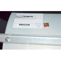 Broan L900 Fan 900 CFM Ceiling or Wall Mount 120V, 60 Hz, 1 Phaze- Bend in Grill