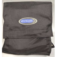 "Q""Straint Wheelchair Passenger Safety Solution - #Q-8300-A-L7-Wall Pouch-Seat Belt"