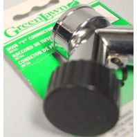 """Greenlawn Hose """"Y"""" Connector #908 - Can connecto 2 hoses from 1 faucet."""