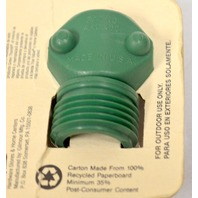 "Gilmore #142505 Male Hose Coupler 7/16"",1/2"",9/16"" Unbreakable, leakproof - 6 pcs."