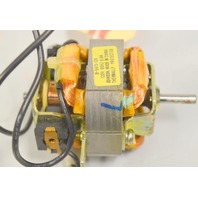 "Johnson Hi Speed Small Appliance Motor 120V-60Hz-Shaft .184""x.665""L-U-5415-120"