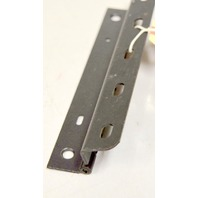 "Offset 6"" Hinge - Black - New"