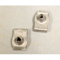 GM#11515842 - OEM - Quarter Panel- Wheel Fender Liner Nut - 2 pcs.