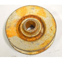 "3"" x 9/16"" SFT Cast Iron Pulley - Some rusty - #2467"