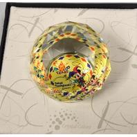 Mickey Mouse Paper Weight-Swarovski Crystal - TOKYO Arribas Bros
