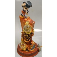 Disney Mickey Mouse 100 Year Celebrating His Live and Legacy Snowglobe - Rare