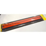 """Stanley Magnetic Tool Holder - 16 1/2"""" long - red #75-2031"""