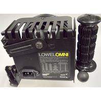 Lowel Omni Hand Held Camera  Light - Vintage - Professional Unit
