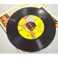 Tony the Pony and 5 other songs-45 RPM w/Jacket - Singer: Dora Hall.
