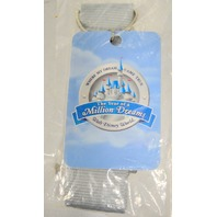 """Disney Lanyard and Two Pins - New """"Where my dreams came true"""" written on it."""