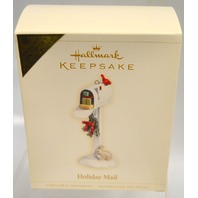 "Hallmark  2006 ""Holiday Mail"" #02753 Ornament"