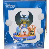 "Disney Mickey Mouse ""The Sorcerers Fantasia"" Musical SnowGlobe. Never opened."