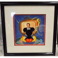 """Disney Limited Edition Sericel """"Sundays With Walt"""", with Certificate of Authenticity"""