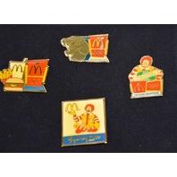 Sydney 2000 Olympic Pin Sets 2-sets - 1 has 4 pins and 1 has 6 pins.