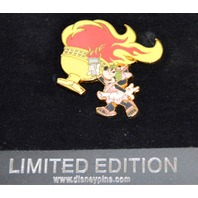 Disney Collectible Pin - Olympic Series Minnie's Pin