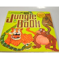 """5 Vintage Childrens Albums from the 60""""s - All in good shape.  33 1/3"""