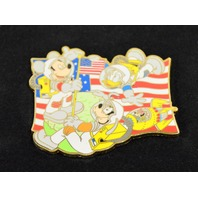 Disney Mickey and Gang LE250 - Flag Day.  #96428