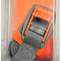 Keeper Lashing Strap 10' x 200 lbs - 600 lbs break strength - Orange #45202