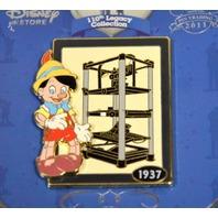 Walt Disney's 110th Legacy Collection #518900 - 1937 Pinocchio.