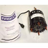 Fasco D1126, Refrigeration Fan Motor 71635755. 208-230v, 1.1A, 1/15HP.