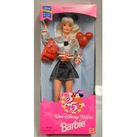 Mattel/Walt Disney World 25th Anniversary celebrates with Barbie.